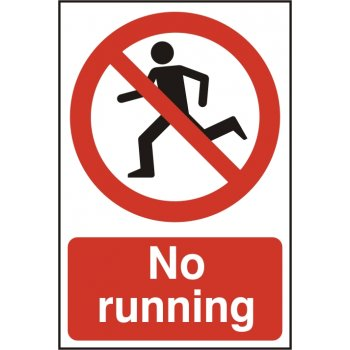 no-runningNo Running Cartoon